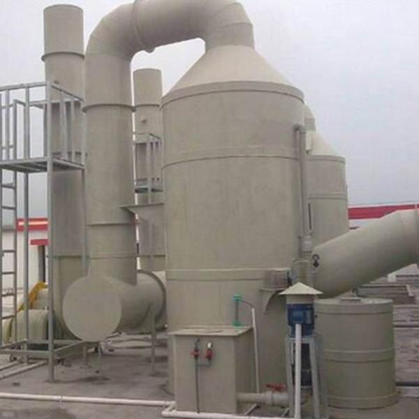 某铸造厂废气处理项目