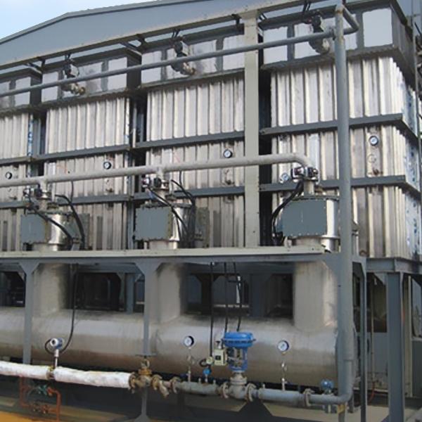 某化工厂废气处理项目